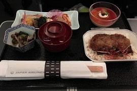 JALビジネスクラス搭乗記!ソウルから東京へ