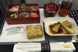 JALビジネスクラス搭乗記!東京からグアムへ