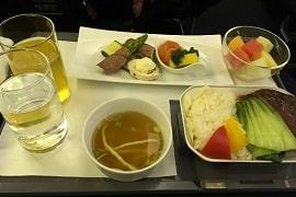 JALビジネスクラス搭乗記!グアムから東京へ